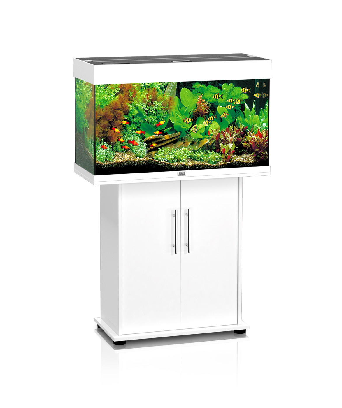juwel 125 aquarium and cabinet