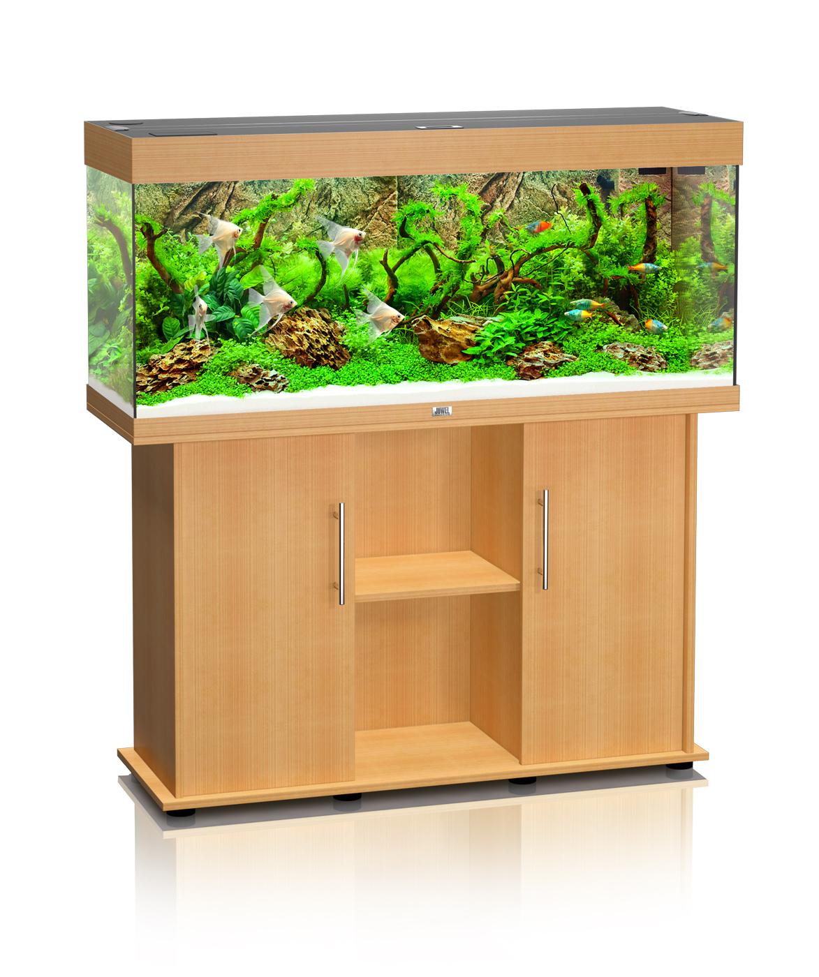 Juwel rio 240 aquarium fish tank -  Juwel Rio 240 Aquarium And Cabinet