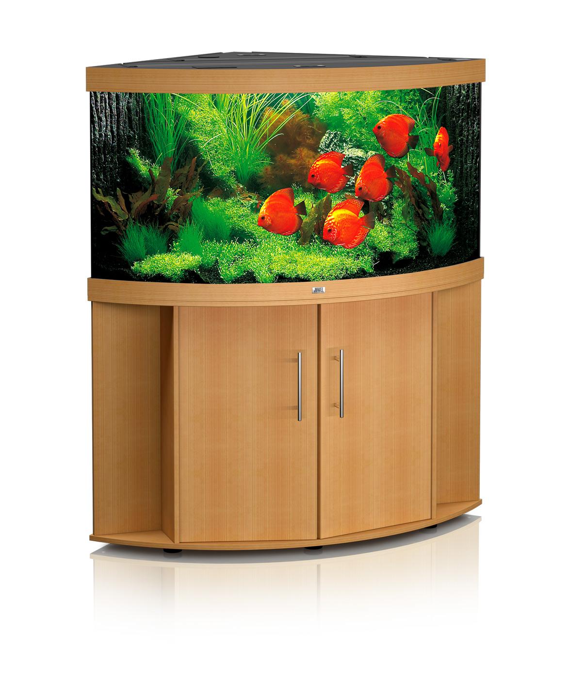 Juwel aquarium fish tank - Trigon 350 Beech Juwel Trigon 350 Aquarium